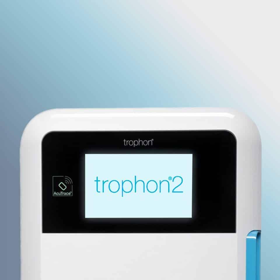 Nanosonics trophon2