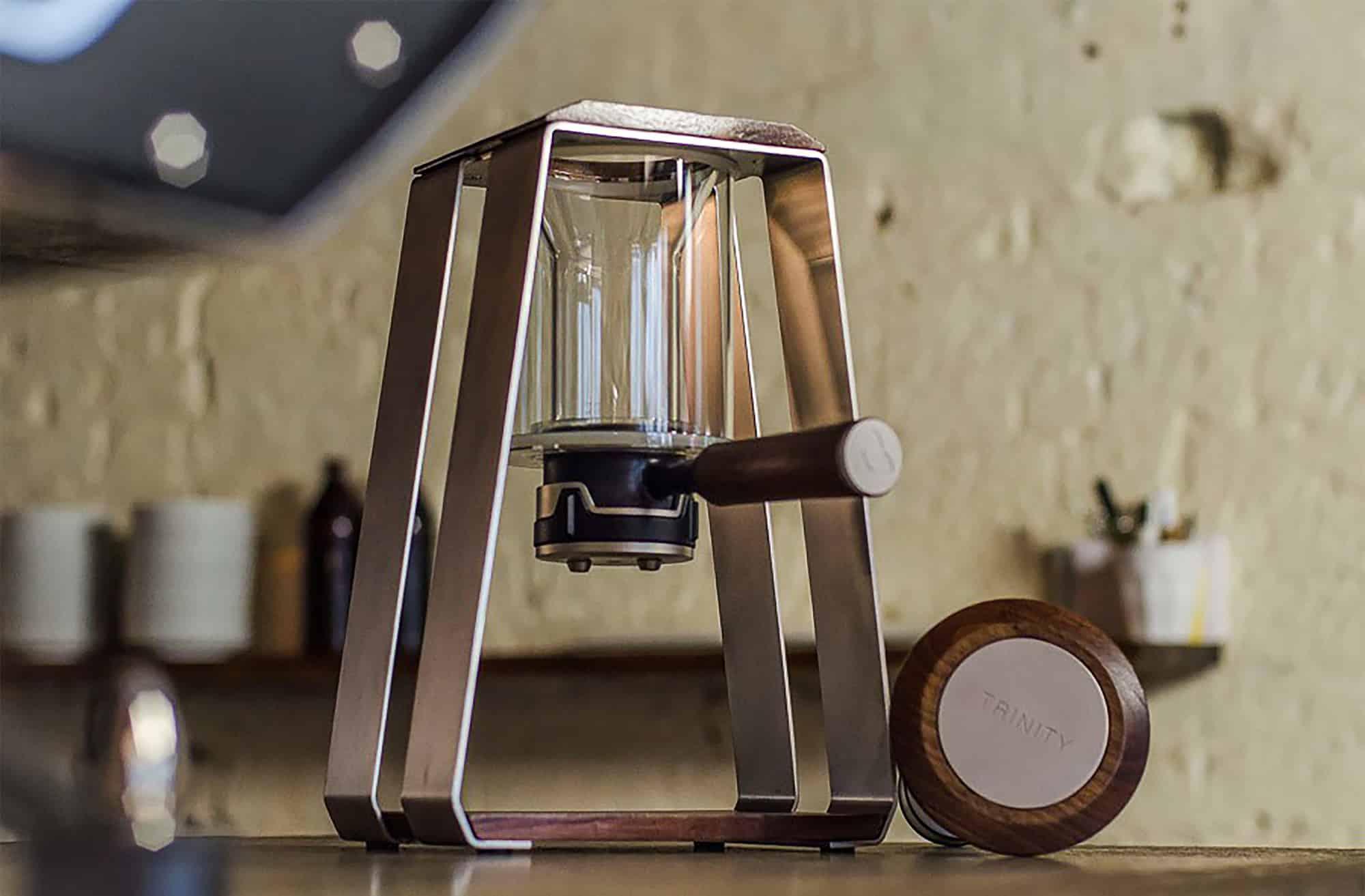 Trinity coffee press