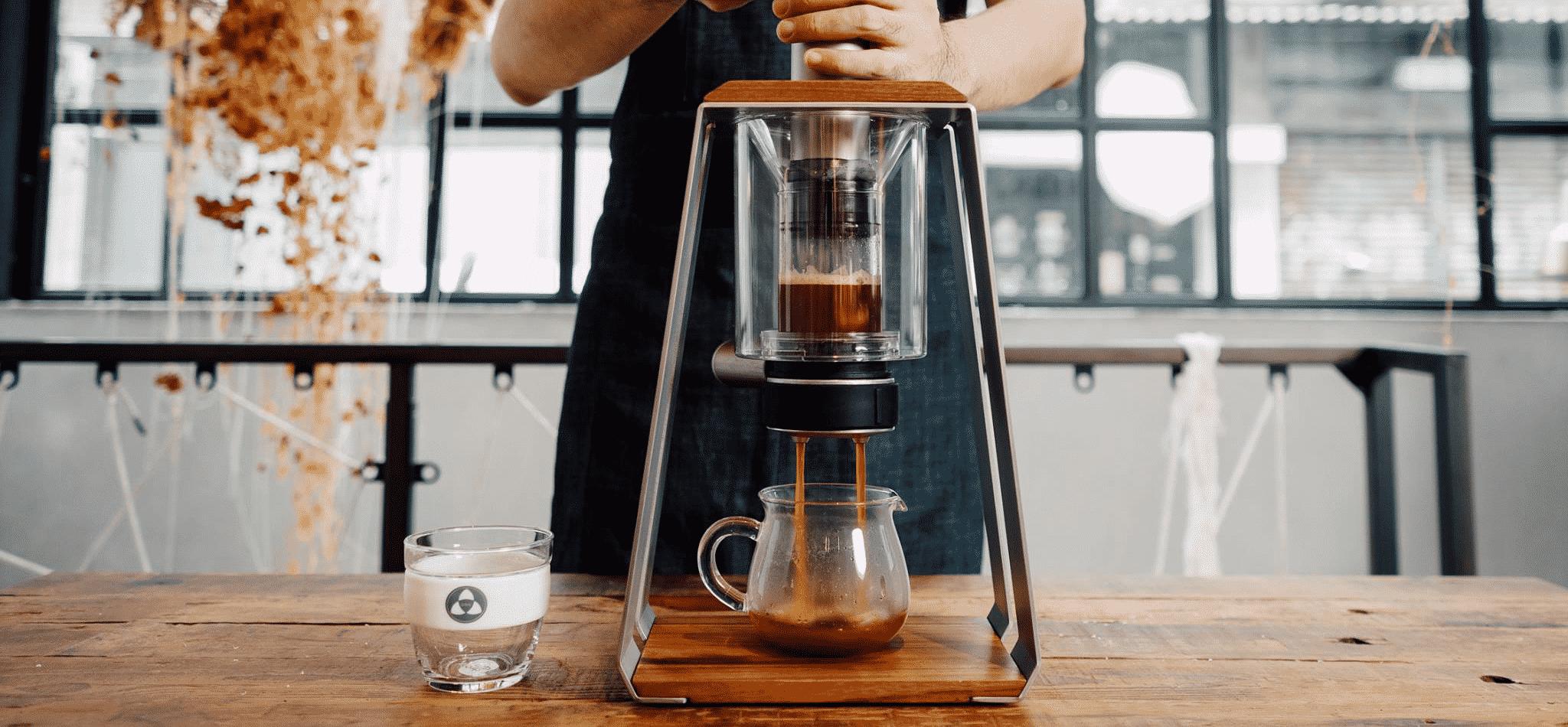 Trinity coffee brewer